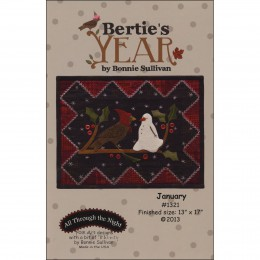 Bertie's Year - January