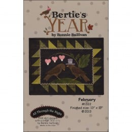 Bertie's Year - February