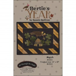 Bertie's Year - March