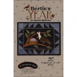 Bertie's Year - April