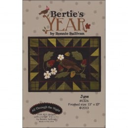 Bertie's Year - June