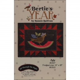 Bertie's Year - July