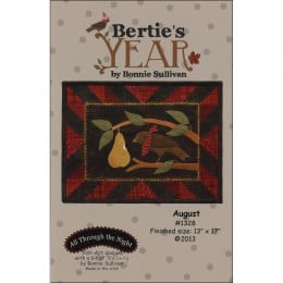 Bertie's Year - August