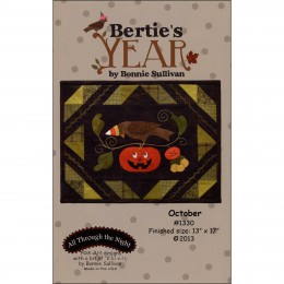 Bertie's Year - October