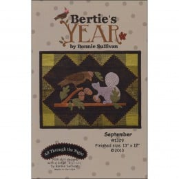 Bertie's Year - September