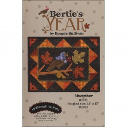 Bertie's Year - November