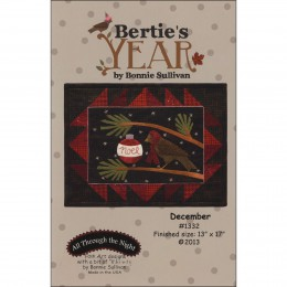 Bertie's Year - December