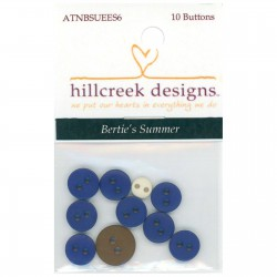 Bertie's Summer Button Pack