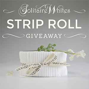 Solitaire Whites Facebook Giveaway